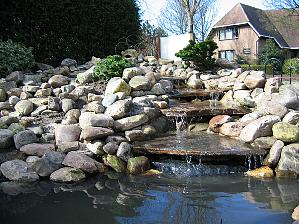 Tuin en water idee for Tuin allen idee